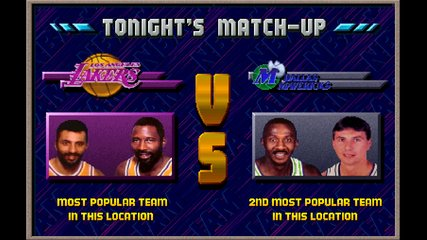 NBA篮球1993