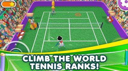 全明星网球