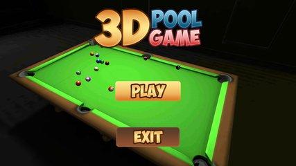 3D台球PK版