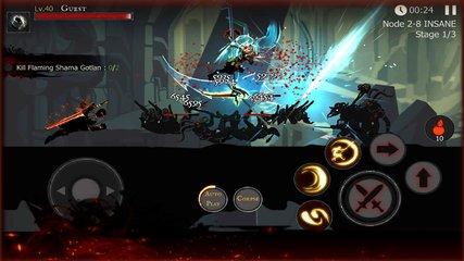 死亡之影:暗黑骑士